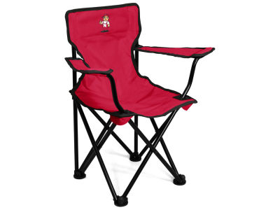 Nebraska Cornhuskers Logo Brands Toddler Chair V