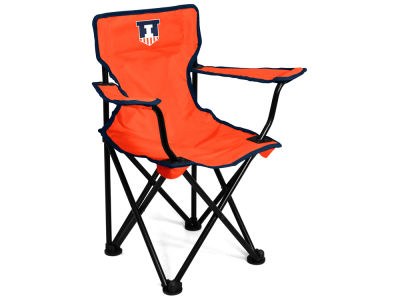 Illinois Fighting Illini Logo Brands Toddler Chair