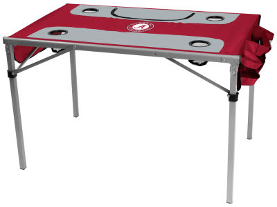 Alabama Crimson Tide Logo Brands Total Tailgate Table