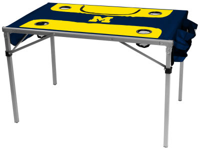 Michigan Wolverines Total Tailgate Table V