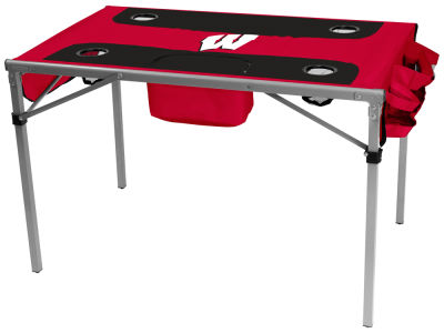 Wisconsin Badgers Total Tailgate Table V