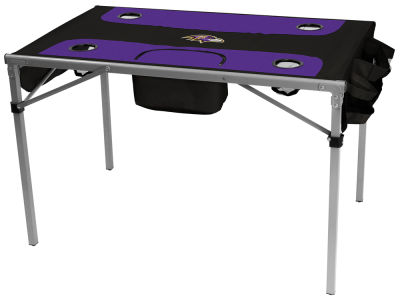 Baltimore Ravens Logo Brands Total Tailgate Table