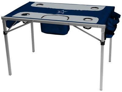 Dallas Cowboys Logo Brands Total Tailgate Table