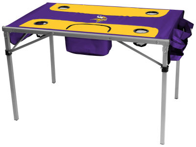Minnesota Vikings Logo Brands Total Tailgate Table