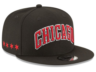 Chicago Bulls NBA Statement Jersey Hook 9FIFTY Snapback Cap