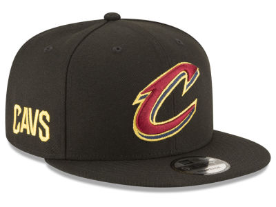 Cleveland Cavaliers New Era NBA Statement Jersey Hook 9FIFTY Snapback Cap