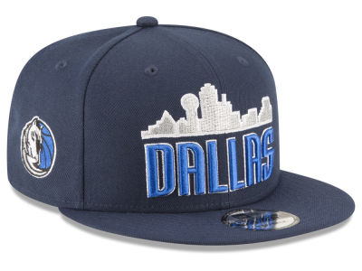Dallas Mavericks NBA Statement Jersey Hook 9FIFTY Snapback Cap