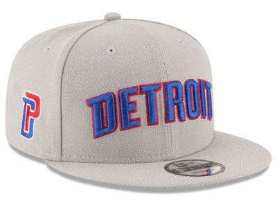 Detroit Pistons NBA Statement Jersey Hook 9FIFTY Snapback Cap