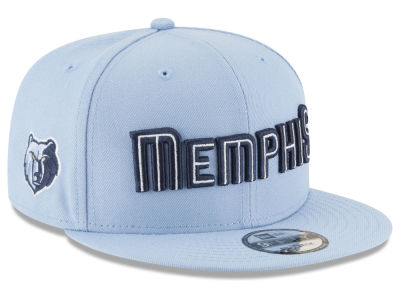 Memphis Grizzlies New Era NBA Statement Jersey Hook 9FIFTY Snapback Cap