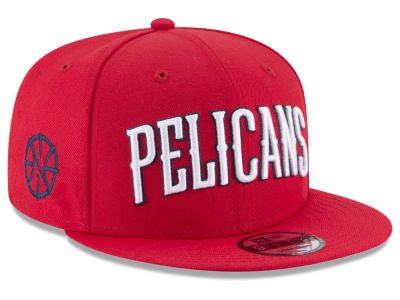 New Orleans Pelicans New Era NBA Statement Jersey Hook 9FIFTY Snapback Cap