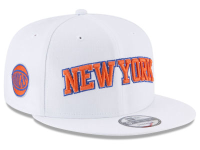 New York Knicks NBA Statement Jersey Hook 9FIFTY Snapback Cap
