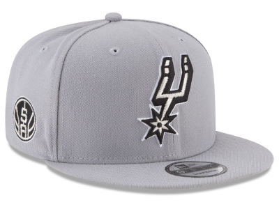 San Antonio Spurs New Era NBA Statement Jersey Hook 9FIFTY Snapback Cap