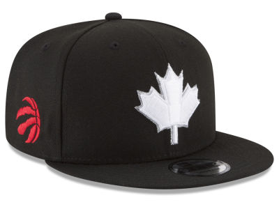 Toronto Raptors New Era NBA Statement Jersey Hook 9FIFTY Snapback Cap
