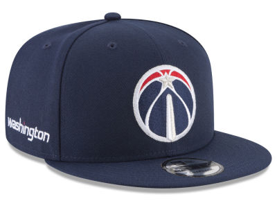 best website dd1da 16fd7 Washington Wizards New Era NBA Statement Jersey Hook 9FIFTY Snapback Cap