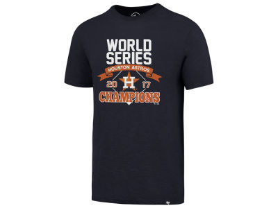 Houston Astros '47 2017 MLB Men's World Series Champ Scrum T-Shirt