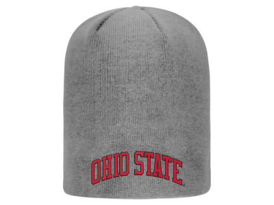 Top of the World NCAA Ohio Wordmark Beanie Hats