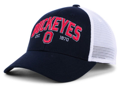 reputable site 456af f3f7b Top of the World NCAA Fan Favorite Cap Hats at OhioStateBuckeyes.com