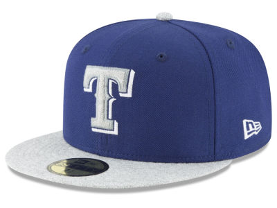 Texas Rangers New Era MLB Pop Color 59FIFTY Cap