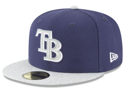 Tampa Bay Rays New Era MLB Pop Color 59FIFTY Cap