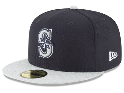 Seattle Mariners New Era MLB Pop Color 59FIFTY Cap