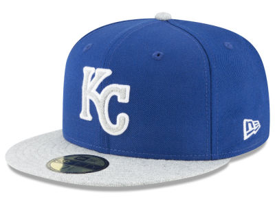 Kansas City Royals New Era MLB Pop Color 59FIFTY Cap