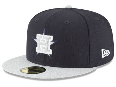 Houston Astros New Era MLB Pop Color 59FIFTY Cap