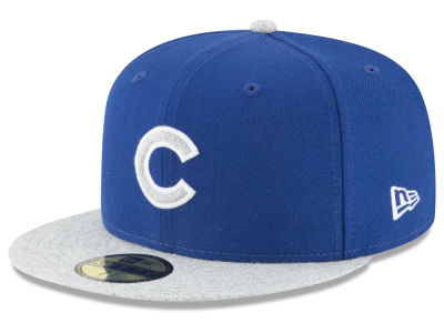 Chicago Cubs New Era MLB Pop Color 59FIFTY Cap