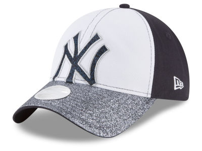 New York Yankees New Era MLB Women's Shimmer Shine 9TWENTY Cap