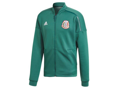 Mexico adidas Men's National Team Zone Knit Jacket