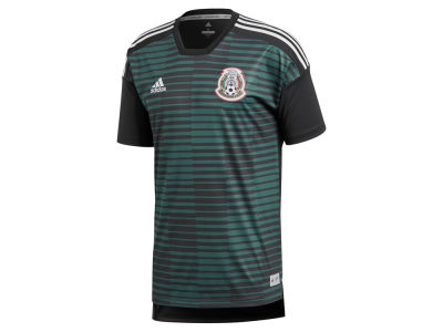 Mexico adidas 2018 Men's National Team Prematch Top