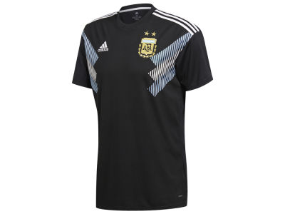 Argentina adidas 2018 Men's National Team Away Stadium Jersey