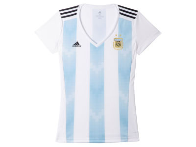 Argentina adidas Women's National Team Home Stadium Jersey