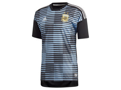 Argentina adidas 2018 Men's National Team Prematch Top