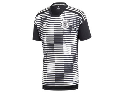 Germany adidas 2018 Men's National Team Prematch Top