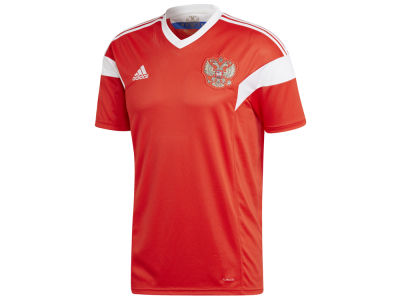 Russia adidas National Team Home Stadium Jersey