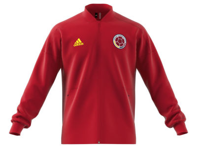 Colombia adidas Men's National Team Zone Knit Jacket