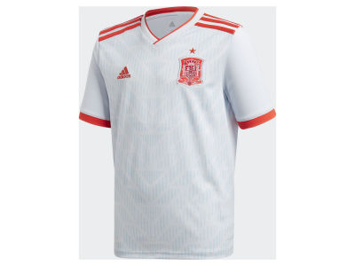 Spain adidas Youth National Team Away Stadium Jersey