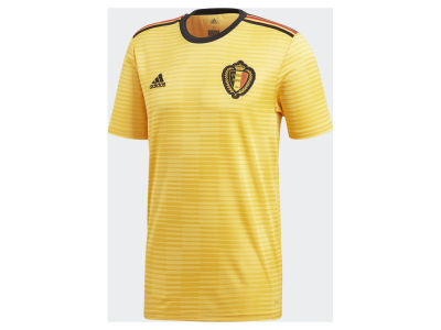 Belgium adidas Men's 2018 National Team Away Stadium Jersey