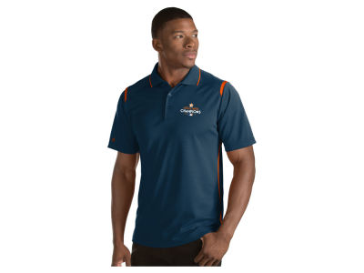 Houston Astros Antigua MLB World Series Champs Merit Polo V