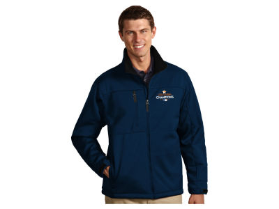 Houston Astros Antigua MLB World Series Champs Traverse Jacket V
