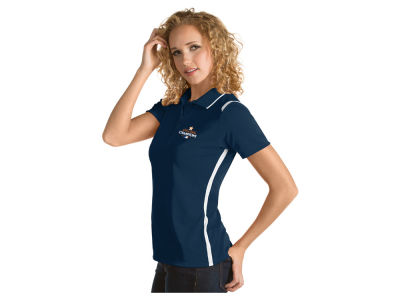 Houston Astros Antigua MLB World Series Champs Womens Merit Polo V