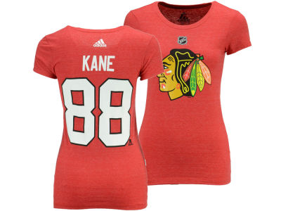 Chicago Blackhawks Patrick Kane adidas NHL Women's Player T-Shirt