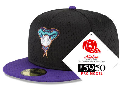 Arizona Diamondbacks New Era MLB Retro Classic Batting Practice 59FIFTY Cap
