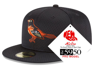 Baltimore Orioles New Era MLB Retro Classic Batting Practice 59FIFTY Cap