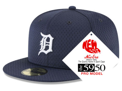 Detroit Tigers New Era MLB Retro Classic Batting Practice 59FIFTY Cap