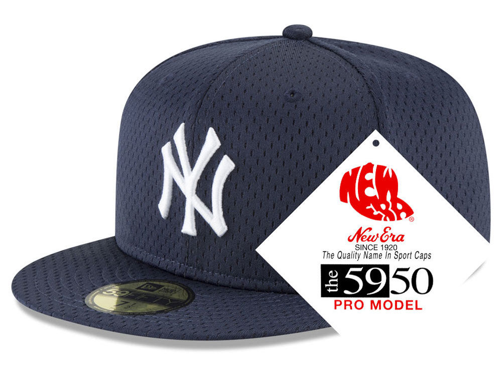 New York Yankees New Era MLB Retro Classic Batting Practice 59FIFTY Cap  8d5eef906