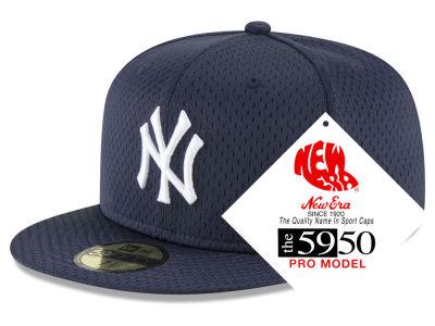 size 40 75079 78b64 New York Yankees New Era MLB Retro Classic Batting Practice 59FIFTY Cap