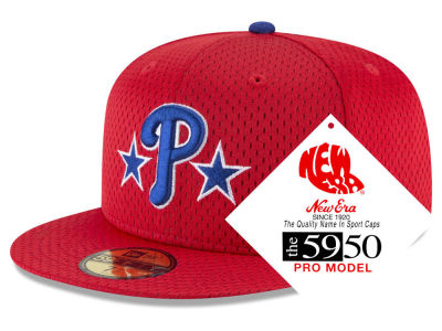 Philadelphia Phillies New Era MLB Retro Classic Batting Practice 59FIFTY Cap