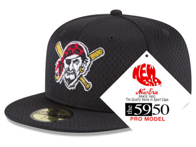 Pittsburgh Pirates New Era MLB Retro Classic Batting Practice 59FIFTY Cap