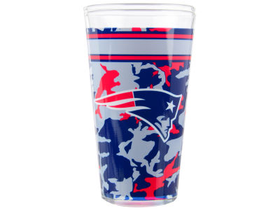 New England Patriots 4 Pack Pint Set